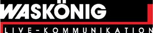 Waskönig Live Logo